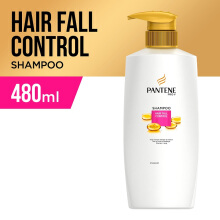 PANTENE Shampoo Hair Fall Control 480ml (PROMO)