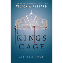 Red Queen Trilogy #3: Kings Cage - Victoria Aveyard 9786023852864