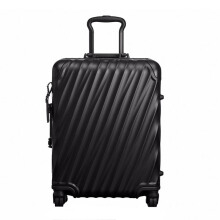 TUMI 19 Degree Alumunium Continental Carry-On Matte Black [36861MD2]
