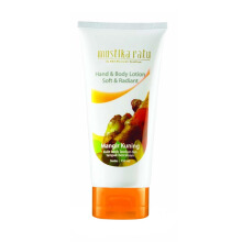 MUSTIKA RATU Hand & Body Lotion Magir Kuning 150ml