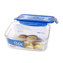 NEOFLAM Cloc Tritan Vacuum Container Rectangle 3.2L - Blue