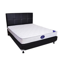 GOOD Night USA Springbed Orthopedic M031 Size 180 x 200 HB Elegance - Full Set - Putih