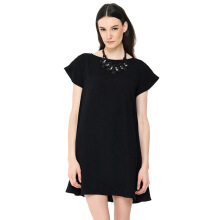 LOOKBOUTIQUESTORE Vine Dress - Black