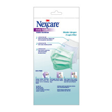 3M Nexcare Daily Hijab Mask 3/bag