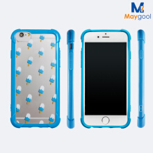 Maygool TPU Phone Cases For iphone 6 6s-Blue