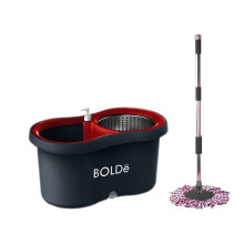 BOLDE SUPER MOP Basic Model M-88x Warna Grey Red