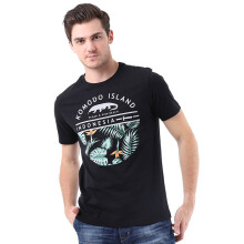 HAMMER T-Shirt Graphic H1TG069H1 - Black