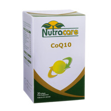 NUTRACARE Coenzyme Q10 100mg 30 caps