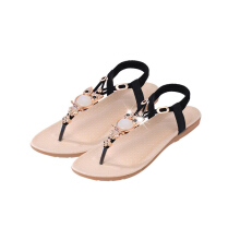 Summer Women Sandals Comfort Sandals Women Classic Rhinestone fashion flat sandals