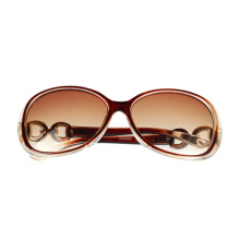 Retro Vintage Women Shades Oversized Eyewear Classic Designer Sunglasses