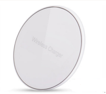 WECOOL W412 Wireless charger for Samsung 9V White color
