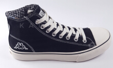 Kappa Orion Hi Cut Canvas Unisex Sneakers