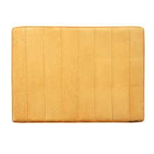 Microdry Memory Foam Bath Mat 43 X 61 cm - Maize (Small) By Terry Palmer