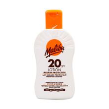 MALIBU Sunscreen Medium Protect Lotion SPF 20 - 200ml