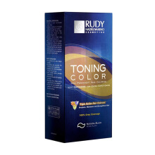 RUDY HADISUWARNO COSMETICS Toning Color Natural Black 60ml