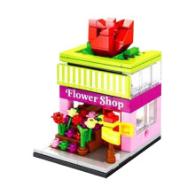 SEMBO BLOCK Flower Shop SD6029