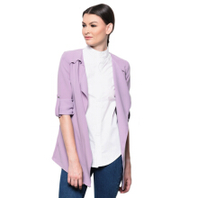 LOOKBOUTIQUESTORE Loola Blazer - Purple
