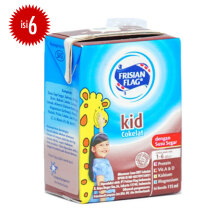 FRISIAN FLAG UHT Kid Choco Bundle 115ml x 6pcs