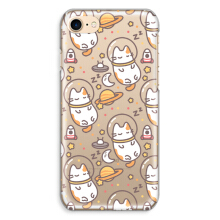 CASETOMIZE Classic Hard Case  for Apple iPhone 7 - Pusheen At The Moon