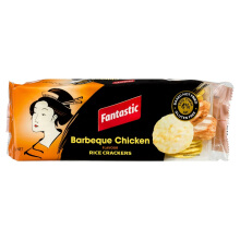 FANTASTIC Rice Cracker Barbeque Chicken 100g