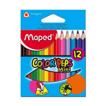 MAPED Color'Peps Mini - 12 pcs