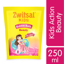 ZWITSAL Kids Baby Bath Pouch 250ml
