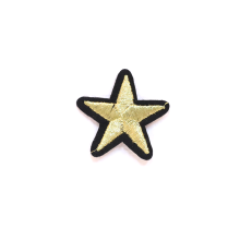 PATCH.INC Star Gold 3x3 cm