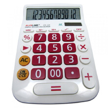 ALFALINK Calculator (CD-12 F)