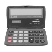 Casio Kalkulator Desktop SL-240LB - Black