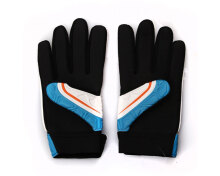 SPECS SUPREMO GK GLOVES - WHITE/RADIANCE BLUE