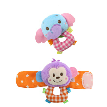 Cute Baby Animal Soft Baby Wrist Strap