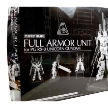 BANDAI PG Full Armor Unit for PG Unicorn Premium