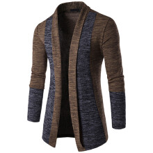 BESSKY Men's Autumn Winter Sweater Cardigan Knit Knitwear Coat Jacket Sweatshirt _