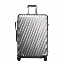 TUMI 19 Degree Alumunium Short Trip Packing Case Silver [36864SLV2]