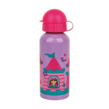 STEPHEN JOSEPH Stainless Steel Bottle Castle Princess SJ9501-04
