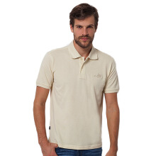LEA Polo Shirt - Cream