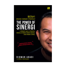 The Power Of Sinergi - Ridwan Abadi - 616203043