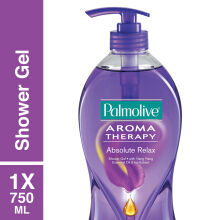 PALMOLIVE Sabun Mandi Absolut Relax 750ml