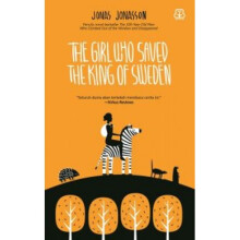 The Girl Who Saved The King Of Sweden - Jonas Jonasson 9786022910718
