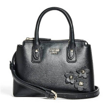 GUESS Handbags Satchel - Black [VG662876]