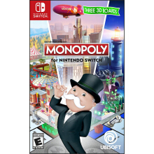 NINTENDO Switch Game - Monopoly