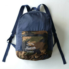 Ninenine Packable Backpack Camo