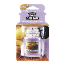 YANKEE CANDLE Car Jar Ultimate - Lemon Lavender - 30gr