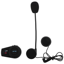 500M Motorcycle Helmet Bluetooth Intercom Kit for Motorcyclist and Skiers
