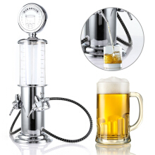 Double Gun Beer Dispenser Machine Liquor Pump