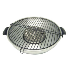 MASPION Fancy Grill 33cm - Silver