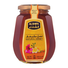 AL SHIFA Natural Honey 500 gr