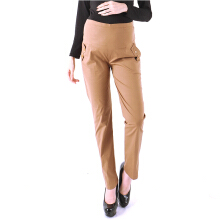 EVE MATERNITY Pregnant Pants Cream CP017E
