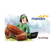 MANDIRI e-Money - Recording Kendang (Indonesia Series)