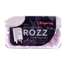 FROZZ Permen Rasa Blackberry Mint 15g